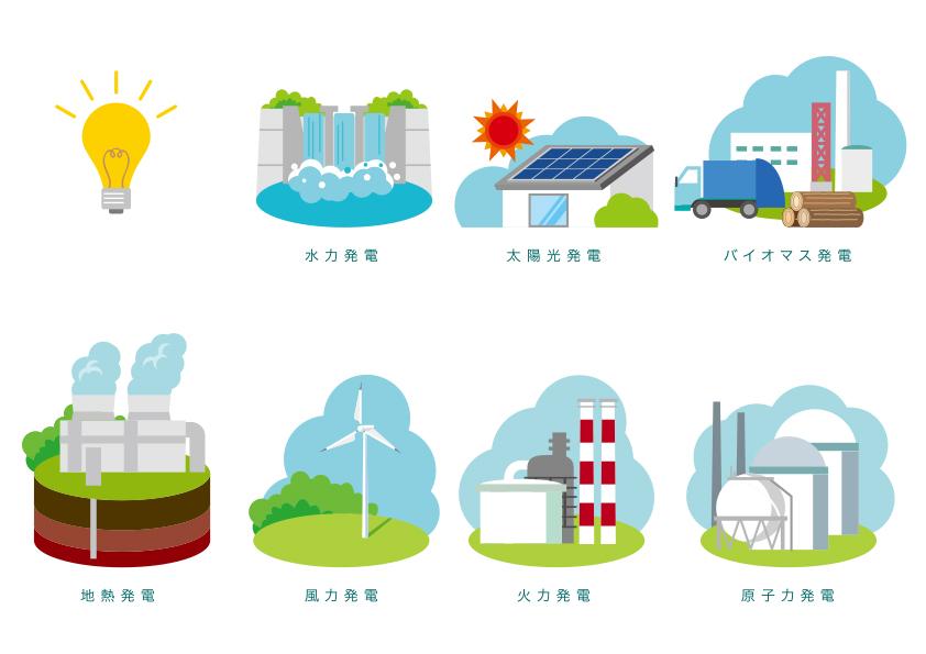 日本の発電所
