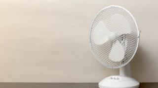 扇風機 アイキャッチ画像